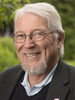 Photo of Dean Robert M. Goodman.