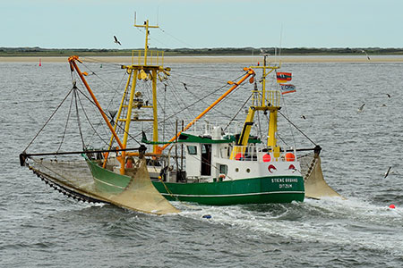 Photo of a fishing boat